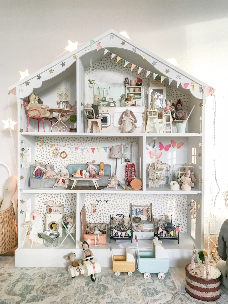 Our Maileg Dollhouse